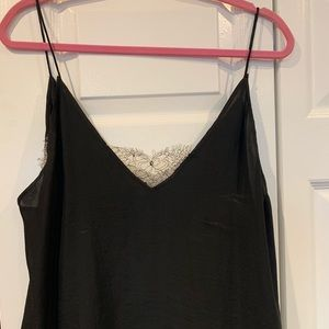 Free People Intimacy Lace Cami, Size Small